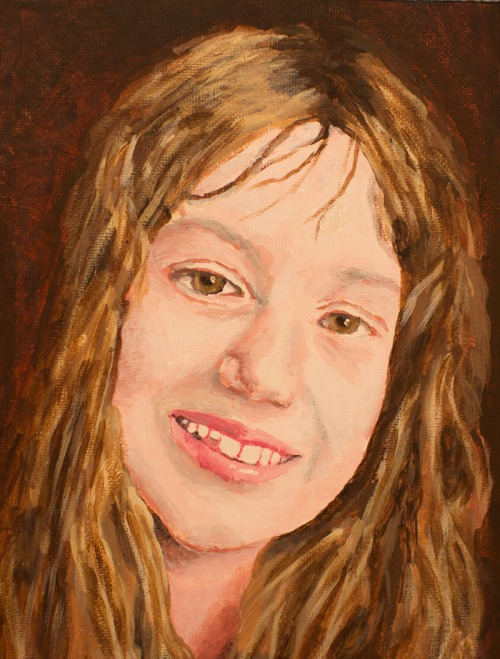 LilyPortraitPainting800