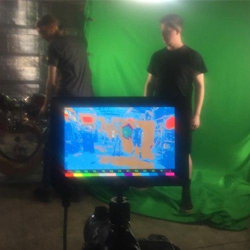 TRVideoMikeGreenScreen